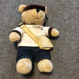 2009 destination bearista from Cyprus